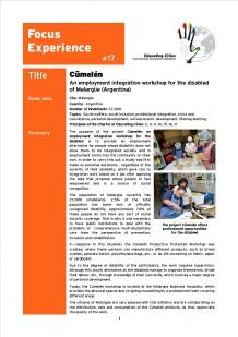 Focus experience  17 EN malargue