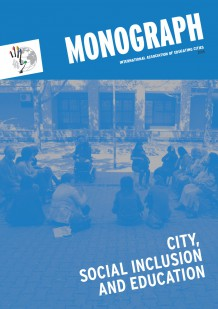 Portada Monograph City, Social Inclusion and Education