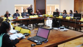 Meeting of the Executive Committe