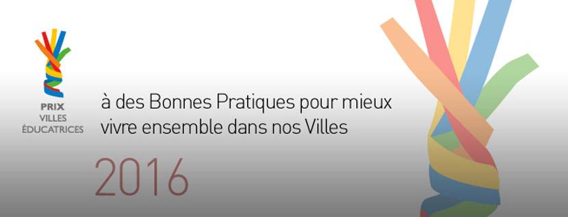 Prix Villes Ducatrices Des Bonnes Pratiques Pour Mieux Vivre Ensemble