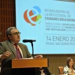 El Alcalde de Lleida presenta la candidatura de la ciudad