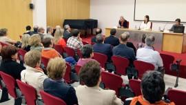 Conferencia inaugural exposición gandia